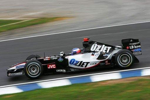 Minardi, equipe histórica de Formula 1 de 2005 - by www.f1mania.net