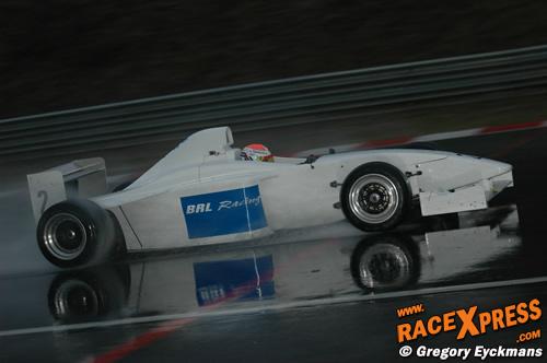 Nelson van der Pol in de Formule BRL