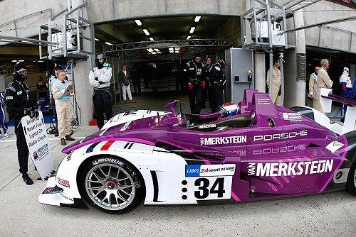 VM Motorsport klaar voor Le Mans/foto Frits van Eldik