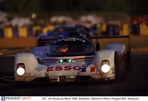 De legendarische Peugeot 905