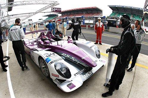 Verstappen debuteert in 24u van Le Mans/foto Frits van Eldik