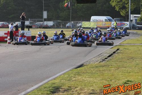 Unieke Kartevenementen Op Kartbaan Berghem Racexpress