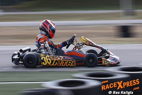 Guust Specken naar de Rotax Grand Finals