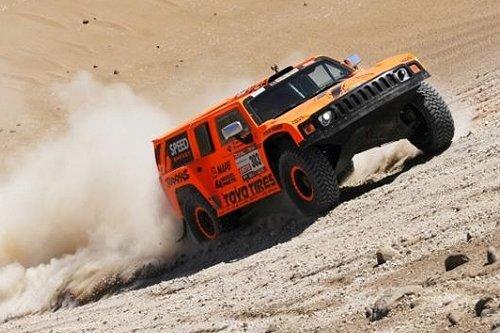 Dakar 2012 Robby Gordon Van Een Andere Planeet Mini S