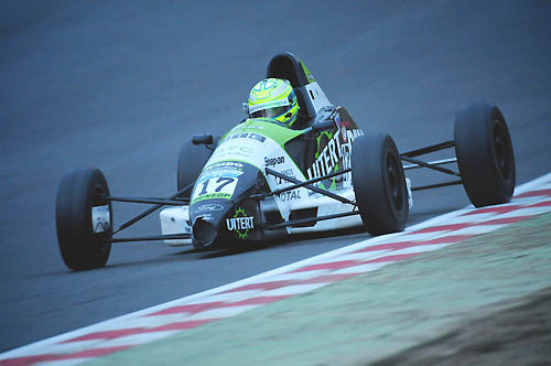 Bart van Os Formula Ford Festival Brands Hatch