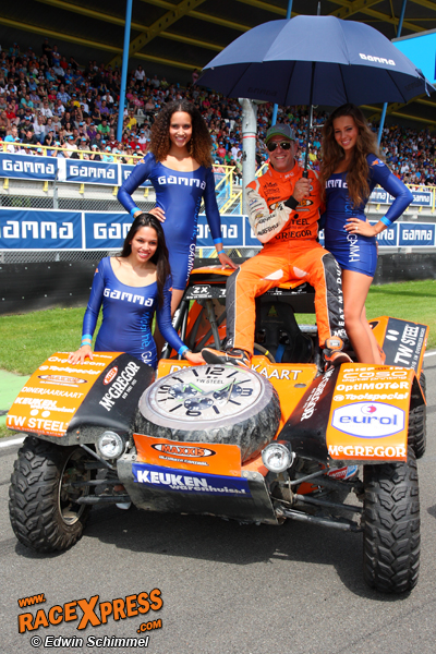 Tim Coronel Grid Girls