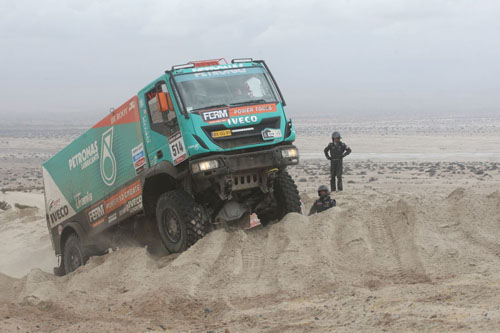 Dakar Rally Team de Rooy Ren� Kuipers