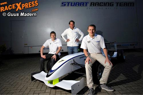 Stuart Racing Team met...