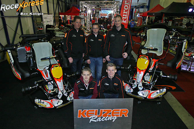 Keijzer Racing stapt over op CRG
