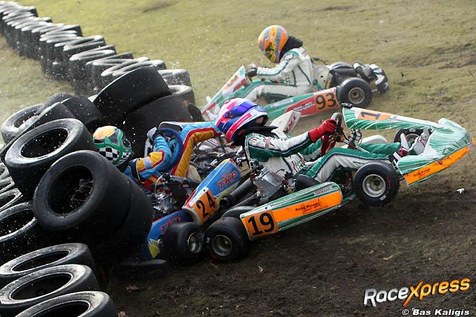Uitslagen Chrono Karting Winter Series Race 2 In Berghem Racexpress