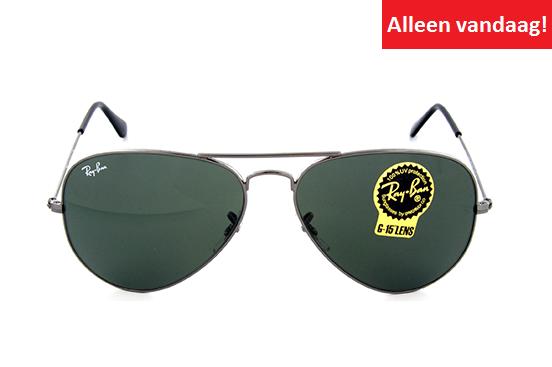 236e41631a3875 Aanbieding van de dag  Ray-Ban pilotenbril