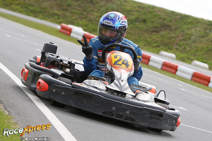 KCL kartcentrum Lelystad fun smile