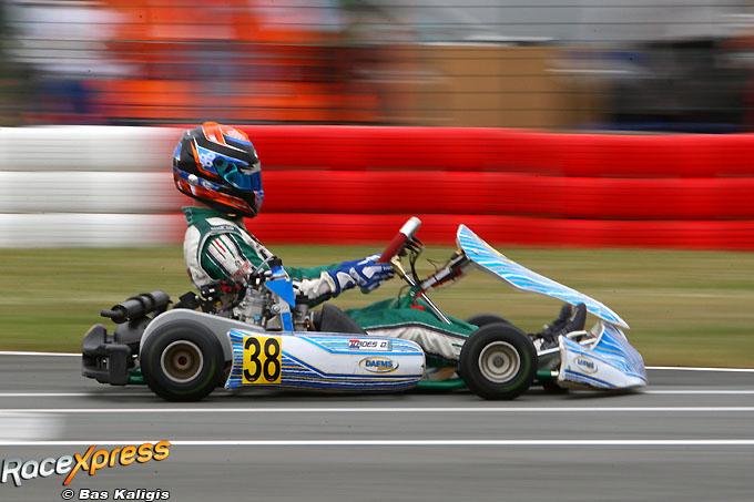 Danny Kroes Ostricourt BNL racexpress
