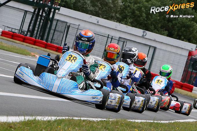 Danny Kroes Ostricourt racexpress