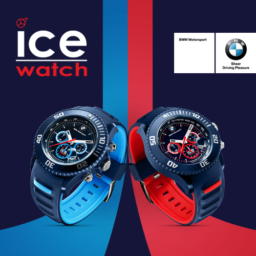 Autosportfans Opgelet De Nieuwe Collectie Ice Watch Bmw Motorsport