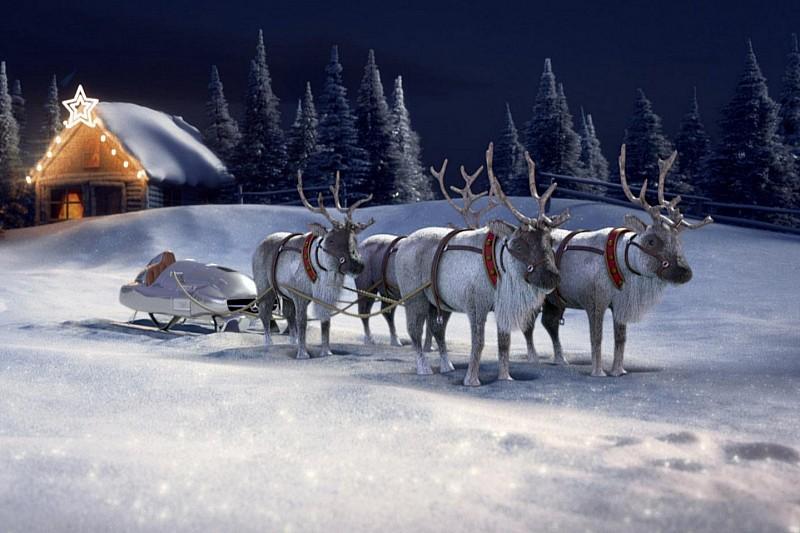 Ludieke Actie Mercedes Voor De Kerst Met 0 Bijtelling Racexpress