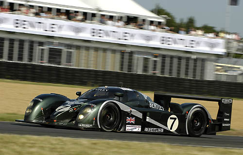 24H of Le Mans Bentley racexpress