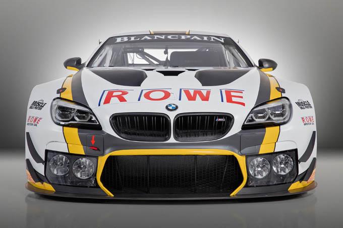 Stef Dusseldorp en Rowe Racing van Mercedes over op BMW M6 ...