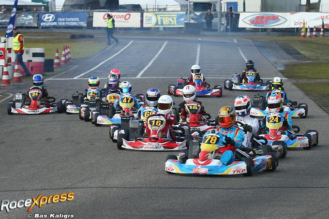 Informatie Nk Karting Ronde 6 Op De Kartbaan In Berghem Tijdschema Hotels Deelnemerslijst Nk Racexpress