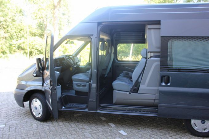Ford Transit 2 2 tdci dubbele cabine slechts 68 000 km
