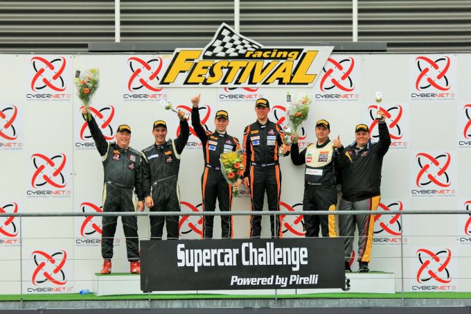 SC Podium Supersport