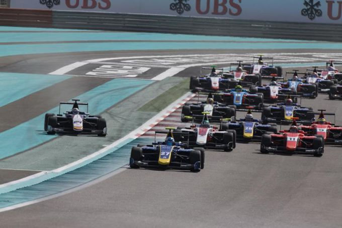 GP3 Series Abu Dhabi