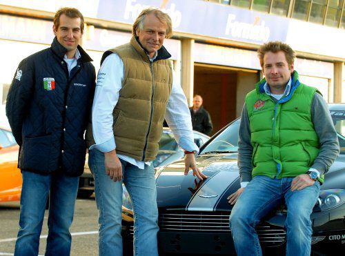 Team Bleekemolen Porschecup