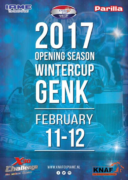 Knaf Cup Wintercup in Genk