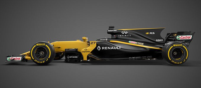Renault F1 RS17