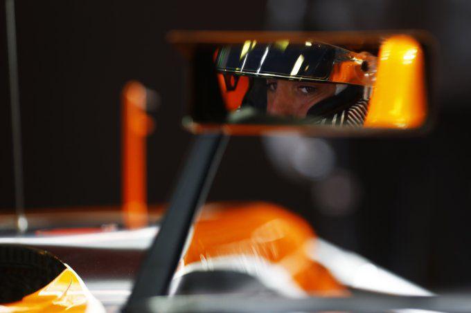 Formule 1 2017 Fernando Alonso