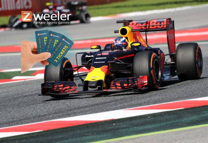 punten formule 1 2017
