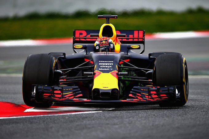 live stream formule 1 barcelona met max verstappen wat kan max met de nieuwe upgrades racexpress. Black Bedroom Furniture Sets. Home Design Ideas