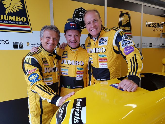 Racing Team Nederland 24H van le Mans