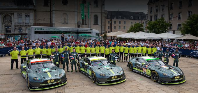 Aston Martin 24 Hours of Le Mans