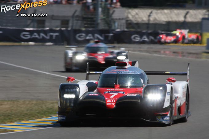 Toyota 24H of Le Mans