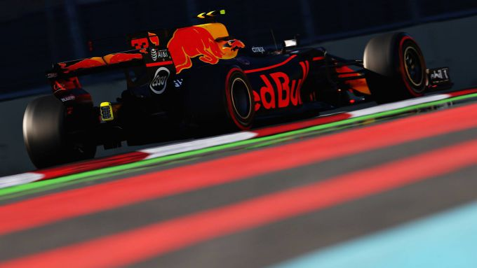 Max Verstappen Red Bull Racing Grand Prix Groot-Britannië