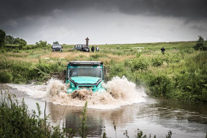 Silk Way Rally Gerard de Rooy