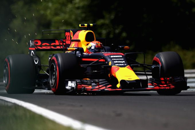 Red Bull Racing Max Verstappen F1