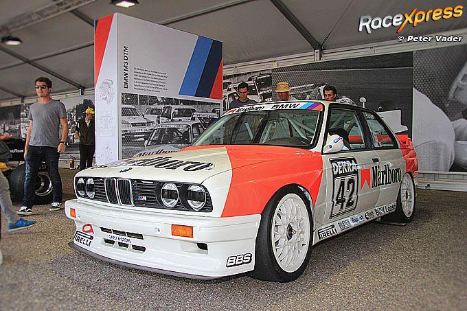 BMW presenteerde meerdere Classics (Formule 1 Brabham BMW
