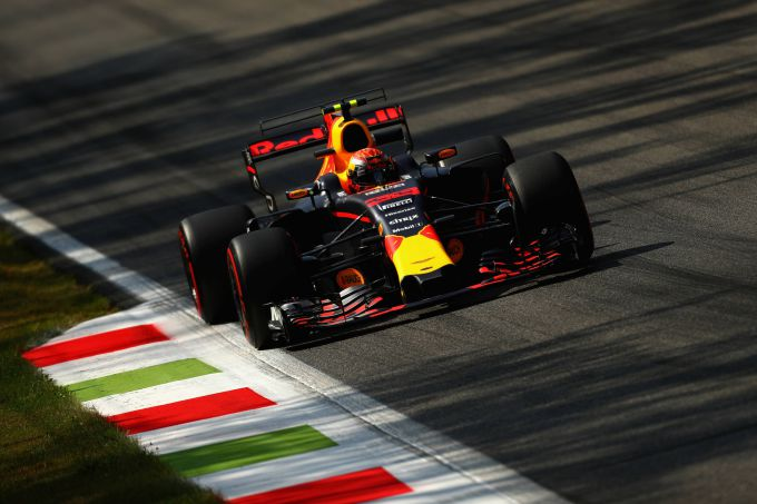 Max Verstappen Red Bull Racing Grand Prix Italië