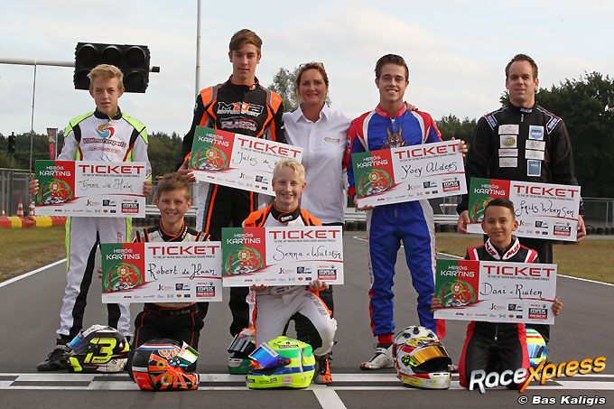 Team The Netherlands Rotax Max Challenge Grand Finals 2017