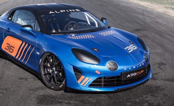 nieuwe raceserie alpine a110 cup pure racer voor europa s mooiste circuits technische. Black Bedroom Furniture Sets. Home Design Ideas