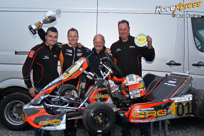 Kart Support en Joey Hanssen NK titel