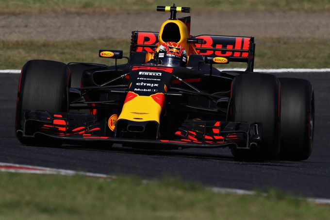 Max Verstappen Formula 1 Red bull Racing