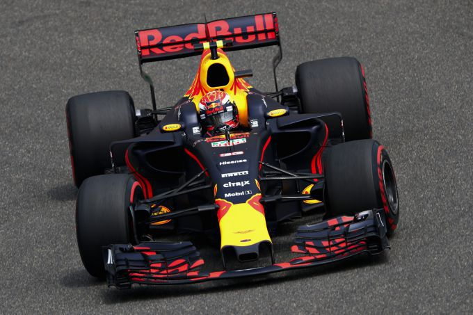 Max Verstappen Red Bull Racing Grand Prix Brazilië