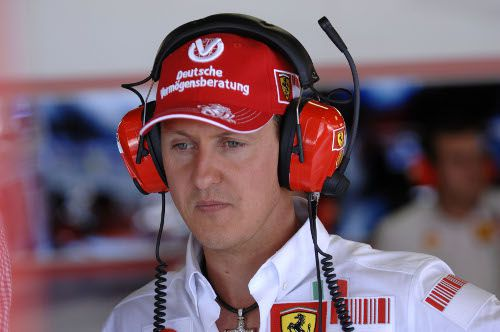 Michael Schumacher Formula One
