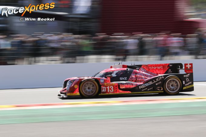 Rebellion Racing terug in de topklasse LMP1 van het FIA World Endurance Championship