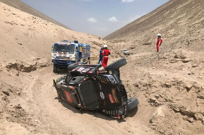 Tim Tom Coronel Dakar 2018