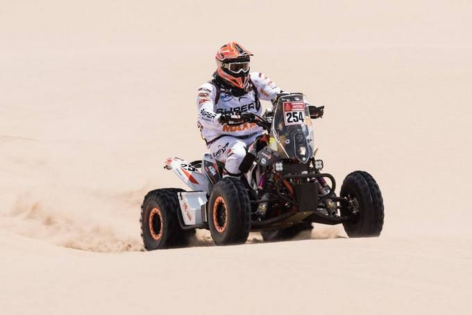 Kees Koolen Dakar Barren Racing