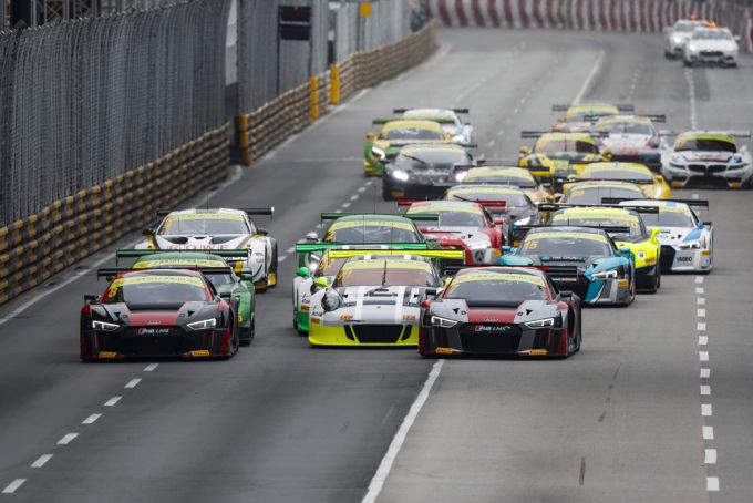 2018 GT world  cup Macau